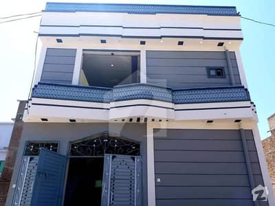 5 Marla Fresh House Is Available For Sale.