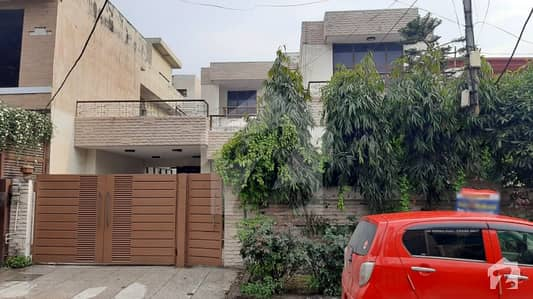 10 Marla Double Unit House For Sale In C Block Of Faisal Town Lahore