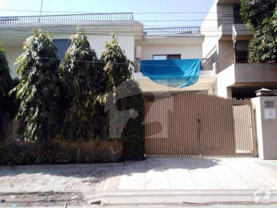 21 Marla Double Unit House For Sale In D Block Of Faisal Town Lahore