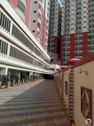 ڈیفینس ویو سوسائٹی کراچی میں 2 کمروں کا 4 مرلہ فلیٹ 90 لاکھ میں برائے فروخت۔