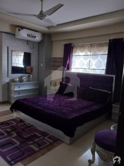 Two Bed Luxury Furnished Flat In Bahria Town