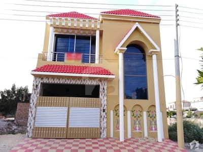 پراگوں آئیڈیل ہومز بہاولپور میں 4 کمروں کا 5 مرلہ مکان 85 لاکھ میں برائے فروخت۔
