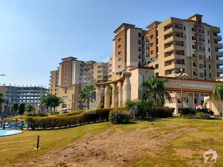 زرکون هائیٹز جی ۔ 15 اسلام آباد میں 3 کمروں کا 9 مرلہ فلیٹ 1.38 کروڑ میں برائے فروخت۔