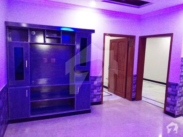 5 Marla Brand Single Storey House For Sale In Ghouri Tonw Phase 4a Islamabad