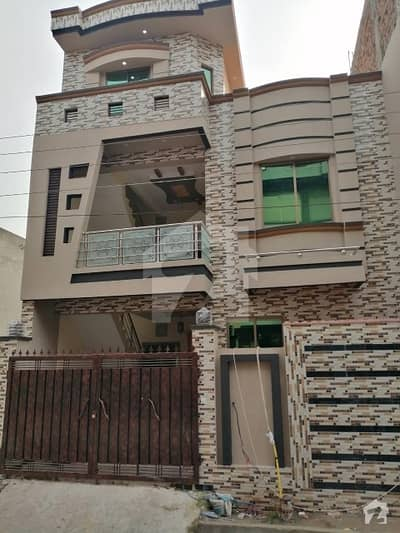 5 Marla Double Storey Brand New House For Sale In Ghouri Town Phase 4a Islamabad