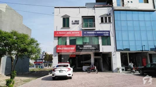 5.5 Marla Commercial Plaza Is Available For Sale In Bahria Town Sector C Lahore