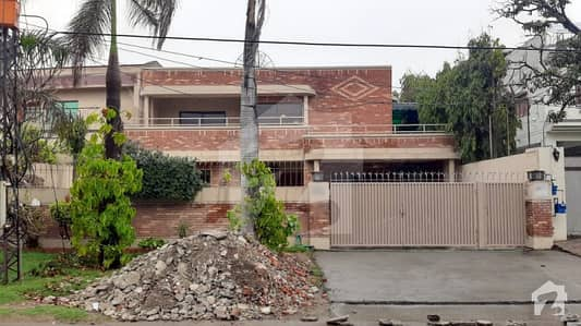 1 Kanal House For Rent In J Block oF Model Town Lahore