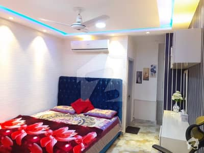 Brand New Luxury Flat Available For Sale In Johar Town Near Emporium Mall Lahore
