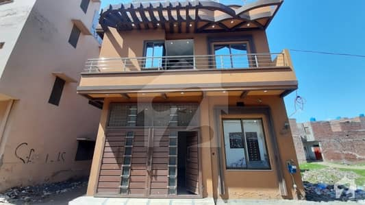 3 Marla Corner Brand New House Is Available For Sale On Ferozpur Road Lahore