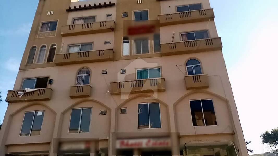 بحریہ اسکوائر کمرشل بحریہ ٹاؤن فیز 7 بحریہ ٹاؤن راولپنڈی راولپنڈی میں 2 کمروں کا 3 مرلہ فلیٹ 33 لاکھ میں برائے فروخت۔