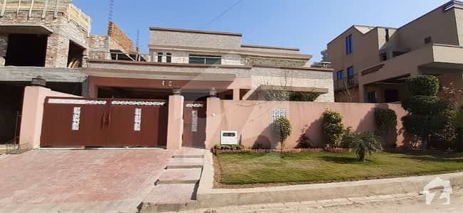 1 Kanal Lavish House For Sale In Sector C DHA Phase 1