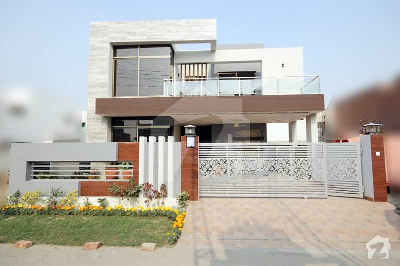 Corner 10 Marla House For Sale Near To Park Hot Location Block F State Life