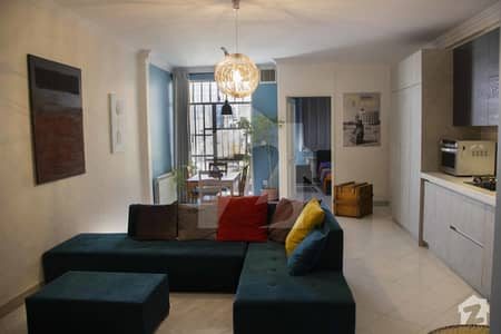 Full Furnished 1 Bed Apartment For Rent In Bahria Town Lahore