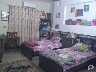 Portion For Sale 240 Yard 1st Floor 3 Bed Drawing  Dining In North Nazimabad Block H