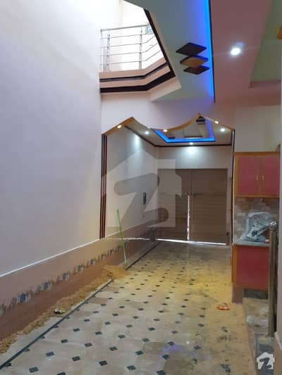4 Marla Beautiful Fresh House For Sale At Behind Abaseen University