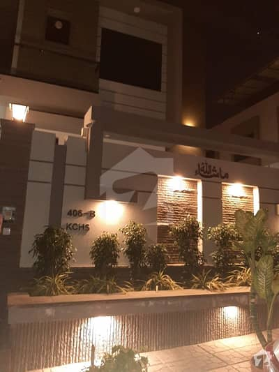 Brand New 5 Bedroom Town House With Basement In Of The Prime Locations Of Karachi
