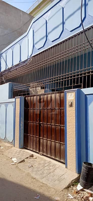 نارتھ کراچی - سیکٹر 7-ڈی نارتھ کراچی کراچی میں 2 کمروں کا 5 مرلہ مکان 1.2 کروڑ میں برائے فروخت۔