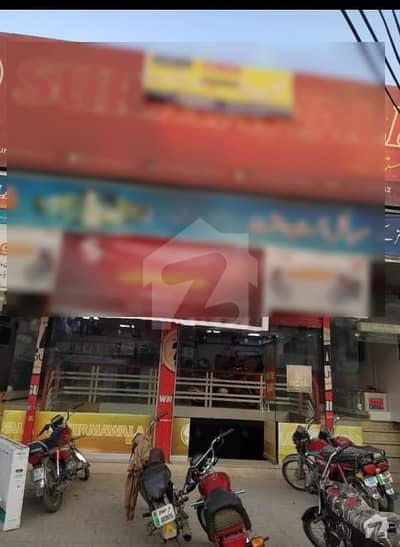 خانپور روڈ رحیم یار خان میں 9 مرلہ دکان 5.75 کروڑ میں برائے فروخت۔