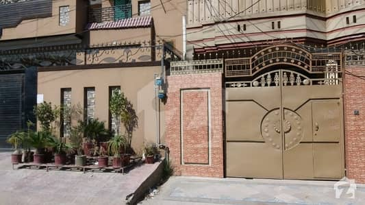 Peshawar Hayat Abad Phase 7 Sector E5 11 Marla Upper Portion For Sale - Car Parking Available