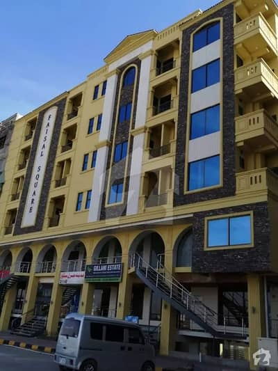 Office For Sale In Faisal Town Plaza Faisal Square Office No 3 Send Floor  2nd Size 398 Sq feet