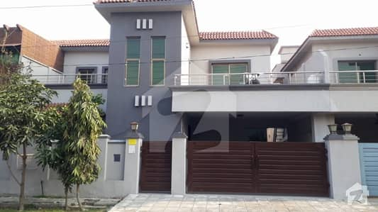 4 Bed House With Double Kitchen For Rent Askari 11 Lahore