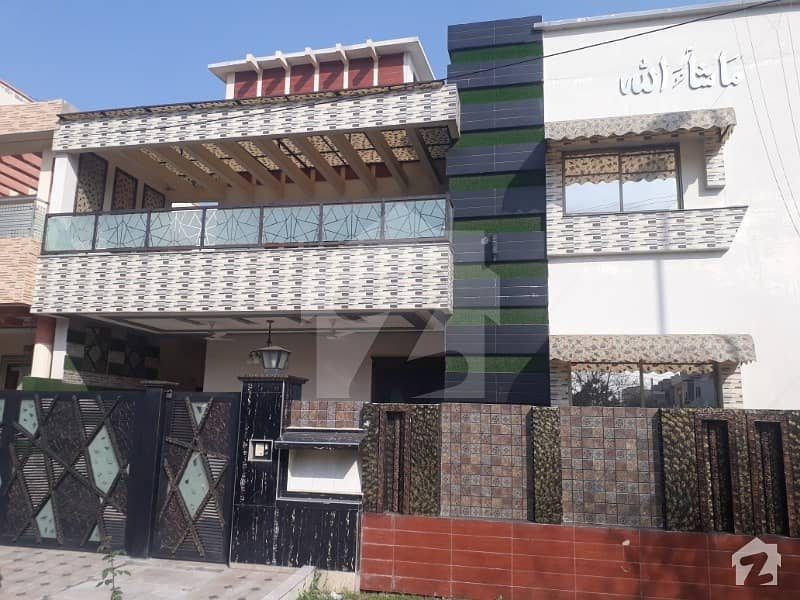 10 Marla Cornor House in G Magnolia Housing Society is available For Sale