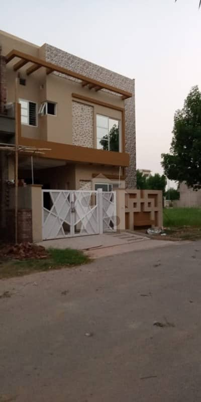 Brand New 5 Marla House Available For Sale In Citi Housing