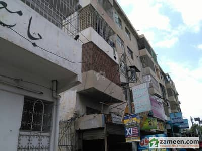 First Floor Flat Is Available For Sale East Open