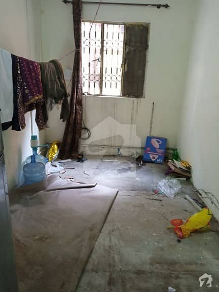 First Floor Flat Available For Sale
