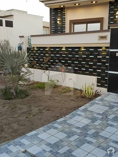Wapda Town Phase 2 Main Brand New House For Sale Double Storey