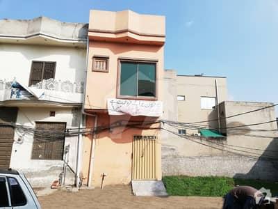 2 Marla Double Storey House Taj Mahel Park Salamat Pura Lahore