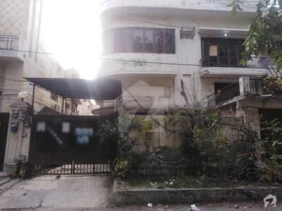14.75 Marla Old Double Storey House Available For Sale