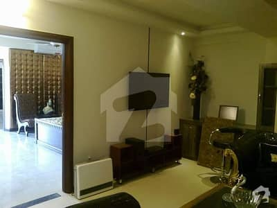 Luxury 2 Bed Furnished Apartment For Rent In Bahria Town