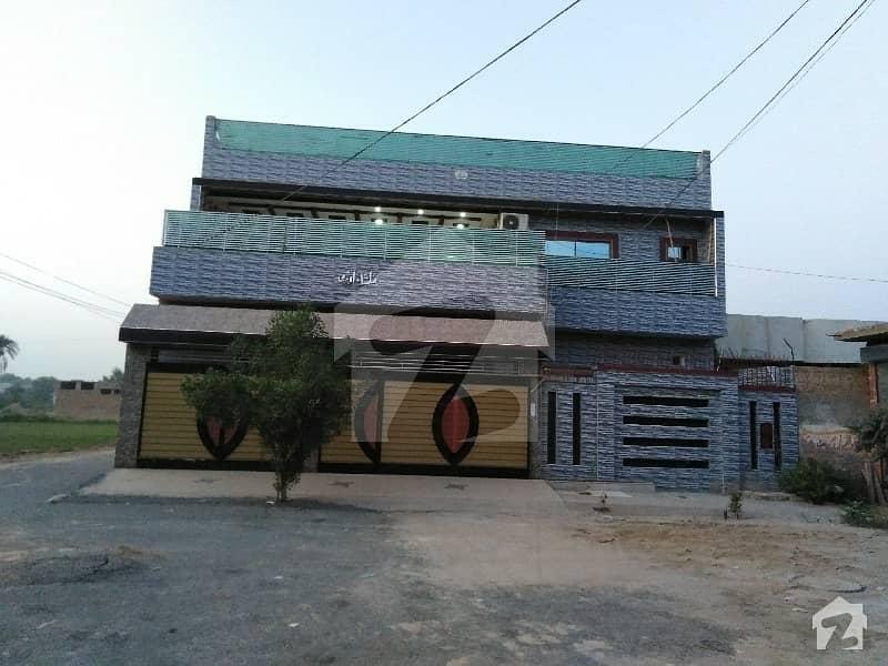 10 Marla Triple Storey House Is Available For Sale In Al Majeed Paradise Rafi Qamar Road Bahawalpur