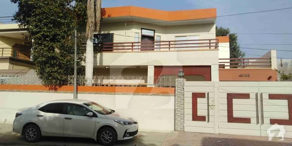 16 Marla House Is Available For Sale In 296-B Satellite Town Rahim Yar Khan