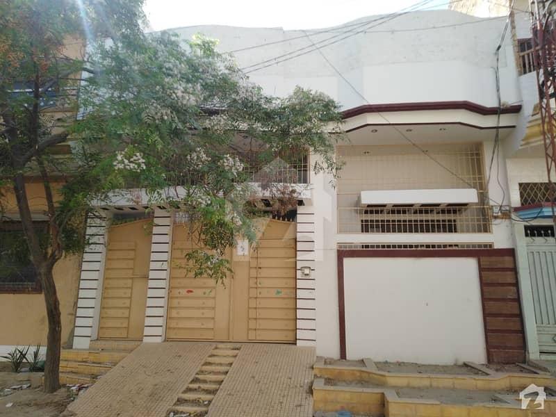 Single Storey House For Sale In Gulshan-e-zealpak Cooperative Housing Society