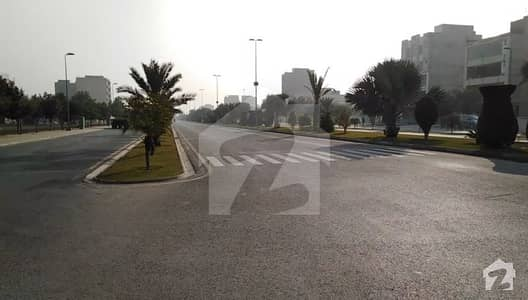 5 Marla Open Form Main Boulevard 150ft Road Commercial Plot For Sale In Quaid Block
