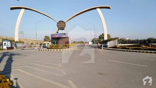 1 Kanal Possession Plot For Sale In Fazaia Housing Scheme Phase 1 - Block K