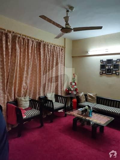 ناظم آباد کراچی میں 2 کمروں کا 5 مرلہ فلیٹ 43 لاکھ میں برائے فروخت۔