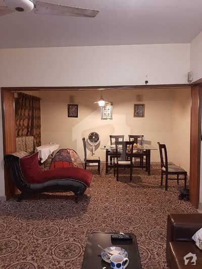 3 Bedrooms Very Decent Planning Apartment In One Of The Prime Locations Of Karachi