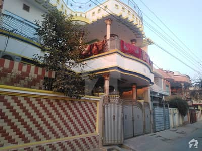 10 Marla Double Story House Is AVailable For Sale In Sajid Awan Colony