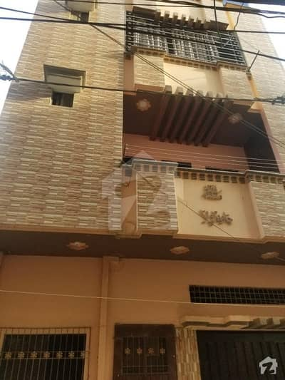 Ground Floor Apartment For Sale At Azizabaad Block 4 Prime Location