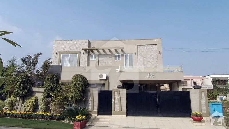 Furnished House For Rent In Dha Phase 8 Eden City
