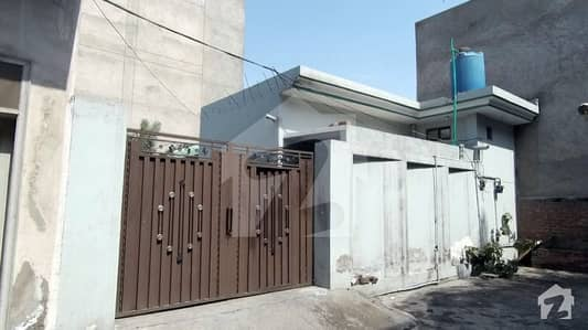 7.5 Marla House For Sale On Main GT Road Lahore