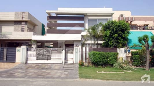 10 Marla House For Rent In L Block Of DHA Phase 5 Lahore