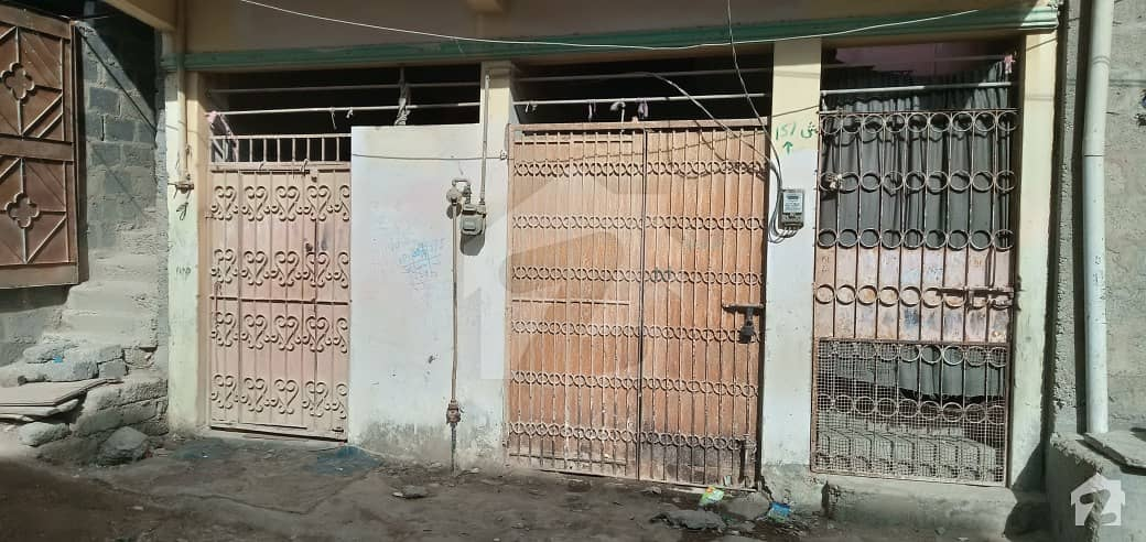 A House Is Available For Sale In North Karachi