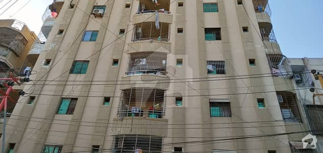 A Flat Is Available For Rent In North Karachi