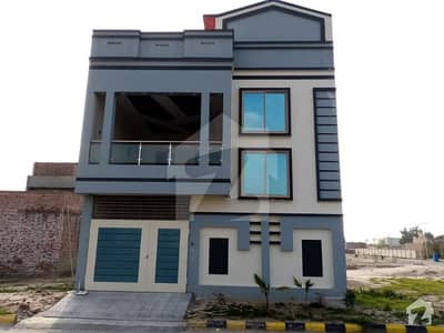 5 Marla House Is Available For Sale In Model Housing Scheme Located On Old Harrapa Road Sahiwal