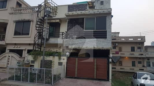 In E-11/4 3 Years Old Constructed House For Sale