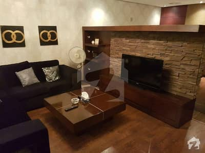 12 Marla Fully Furnished 3 Beds Apartment With Swimming Pool Gym Facilities